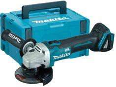 Makita FFXDGA504ZJ 18v 125mm Brushless Angle Grinder Bare Unit