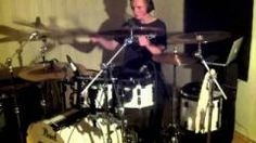 Metallica - The Shortest Straw (HQ Drum Cover) - Music Video - BEAT100 - Video Network