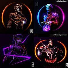 Beautiful pieces of the black order. Marvel Fan, Marvel Dc Comics, Marvel Heroes, Marvel Avengers, Univers Marvel, Avengers Movies, Marvel Characters, Black Order Marvel, Disney Marvel