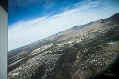 Bird's eye view of Los Alamos (photo by Minesh Bacrania)