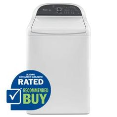 $549 with $50 rebate Whirlpool Cabrio 4.5-cu ft High-Efficiency Top-Load Washer (White) ENERGY STAR