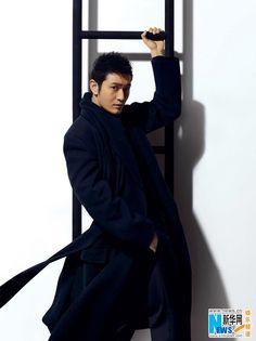 Actor Huang Xiaoming | China Entertainment News