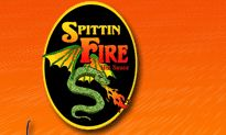 Spittin Fire Hot Sauce 2012 Golden Chili Winner