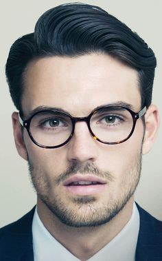 """oval face"" model glasses men - Google Search"