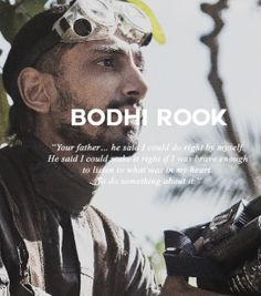 Awww I loved Bodhi so much not enough people appreciate him
