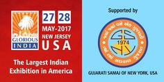 #GloriousIndia welcomes Gujarati Samaj of New York as Supporting Organization. #GloriousIndiaExpo #NewJersey #USA #Exhibition