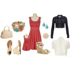 Michelle's Easter Outfit - Polyvore