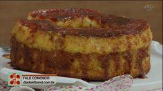 Daniel Bork ensina a fazer um delicioso bolo pudim - uma receita diferente, simples e muito econômica. Veja todos os vídeos do Dia Dia