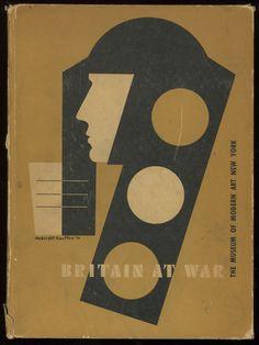 """Afortunadamente, esta vez el Parlamento Británico negó la intervención militar. """"Britain at war"""" (1941)."""
