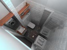 tiny bathroom (1,5x1,7m)
