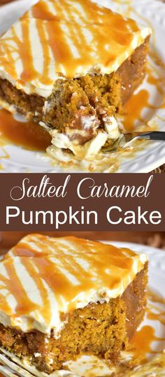 Easy No Bake Desserts, Holiday Desserts, Just Desserts, Delicious Desserts, Yummy Food, Baking Recipes, Cake Recipes, Dessert Recipes, Fall Baking