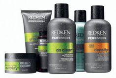 Redken's easy tips for men