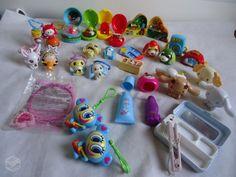 Lote de brinquedos de meninas diversos USADOS 29 i
