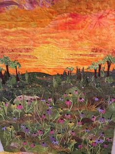 Best Landscaping Companies Near Me 3d Quilts, Applique Quilts, Nancy Zieman, Landscape Art Quilts, Landscape Design, Quilting Designs, Art Quilting, Autumn Art, Textiles