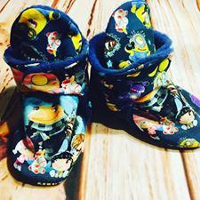 Banana Booties SEWING PATTERN PDF Scrap Busters, Purchase History, Everything Baby, Pattern Paper, Two By Two, Sewing Patterns, Slippers, Pdf, Banana