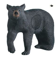 NEW Rinehart Targets 323 Large Black Bear Self Healing Archery Hunting Target #archeryhunting