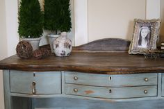 StoneGable: TUTORIALS TIPS AND TIDBITS #10 I love how they transformed this oak dresser.