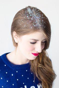 Glitter Roots | studiodiy.com