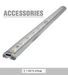 EUD(11-15) LED Undercabinet Lightbar Accessories    Regular price: $2.25    Sale price: $1.20