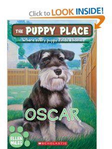 The Puppy Place #30: Oscar: Ellen Miles: 9780545462419: Amazon.com: Books