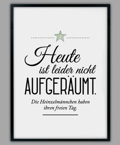 "SMART-ART ★ Kunstdruck ""Heinzelmännchen"""