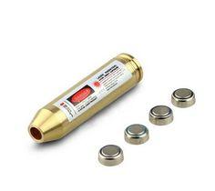 Red Dot TLZ7MM Laser Bore Sighter Boresight Hunting Tool Cartridge