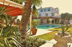 @3 Amazing Luxurious Villa nearby the sea in GIRONA (SPAIN), to welcome a #weddingceremony around the swimmingpool #destinationwedding | #murielsaldalamacchia CB357