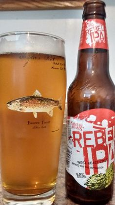 Coast Style, Fish Art, Beer Bottle, Brewing, Product Launch, Food, Brow Bar, Meals, Yemek