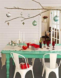 36 best Christmas table settings ideas images on Pinterest ...