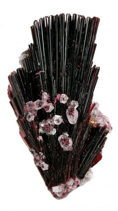 Erythrite - Morocco by Lovelylovely Minerals And Gemstones, Rocks And Minerals, Natural Gemstones, Beautiful Rocks, Rock Collection, Mineral Stone, Rocks And Gems, Stones And Crystals, Gem Stones
