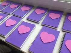 """""""Little"""" Books of Booboos for the Doc McStuffins party! Just mini memo books with foam covers & cutouts..."""