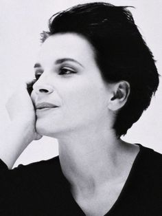 Juliette Binoche. Always extraordinary.
