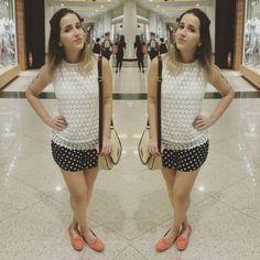 """#lategram do look #deontem!  #lookdodia #ootd #wiwt #fashionblogger #myfashiondiary #fuiassim #lookdodiabrasil #blogueirascariocas #blogger #dujour…"""
