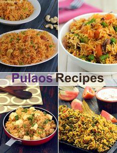 180 Pulao recipes, Veg Pulao, Pulav Recipes, How to make Pulao ?  | Page 1 of 16