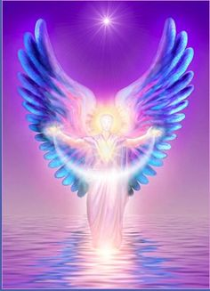 I call upon the power of the Archangels to surround myself and my family & friends with peace, harmony, understanding and love.