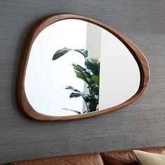 West Elm Mid-Century Asymmetrical Wall Mirror ($349)