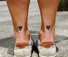 im really liking the back of the ankle tats