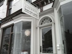 Vergennes Laundry: A Crowd-Funded Bakery in Vermont - Located in a former Laundromat, Vergennes Laundry in Vermont is an example of community enterprise at its best. Julianne Jones raised the seed money through Kickstarter and offers $ 500 memberships, redeemable in pastries. | #Bakery #Eateries #Cafe |