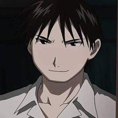 Roy Mustang, Boy Character, Fullmetal Alchemist Brotherhood, Anime Boys, Icons, Manga, Twitter, Men, Anime Art
