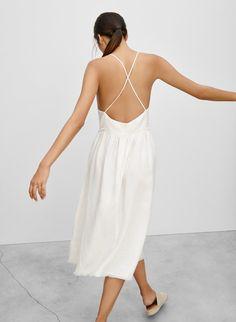 WILFRED HYMNE DRESS - Unequivocally pretty and feminine