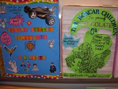 JeraldS Cereal Box Book Report  School    School