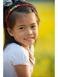 Asian girl's long Hair Styles