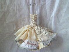 Art Dress Assemblage, Sue Griffiths