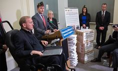 ACTION ALERT - The American Legion sent a letter to U.S. Senate leadership, urging passage of S. 2193, the Caring for Our Veterans Act of 2017. The legislation would build on current community care programs by putting an end to arbitrary standards for when veterans may receive community care and by consolidating the disparate community care programs into one program.