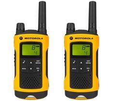 Motorola TLKR T80 Extreme PMR Funkgerät nach IPx4 (wetterfest, Reichweite bis zu…
