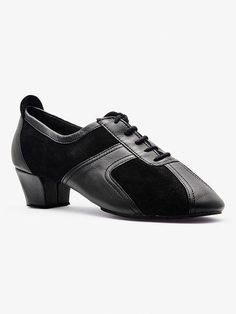 Dancing shoes Training shoes Athletic Gymnastic training dance Leather shoes