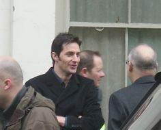 Behind the scenes - S7, Spooks