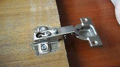 Как отремонтировать вырванную мебельную дверцу из ДСП и МДФ 0 Woodworking Furniture, Can Opener, Arts And Crafts, Canning, Home, Household, Tips, Timber Furniture, Ad Home