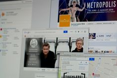 büro sterngasse* wurde beauftragt, die social media auftritte zu optimieren und zu erweitern. Polaroid Film, Social Media, Psychics, Culture, Social Networks, Social Media Tips