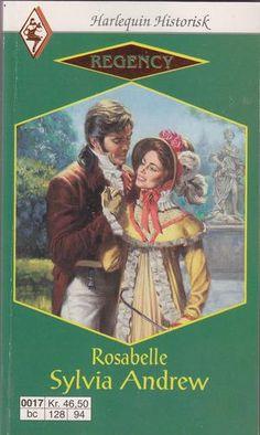 """""""Rosabelle - Book 1 (Historical Romance)"""" av Sylvia Andrew"""